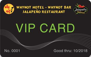 In thẻ VIP