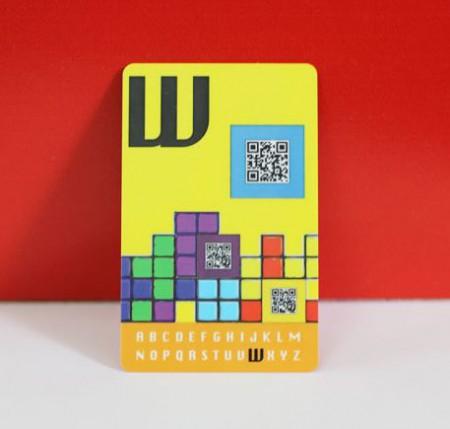 In thẻ nhựa mã QR code chuyên nghiệp