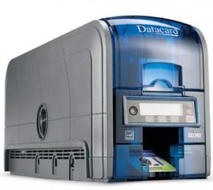 Datacard® SD360 (in màu 2 mặt)