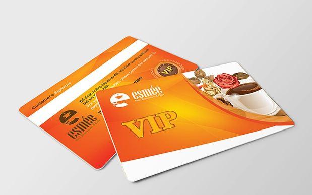 Nhận in thẻ nhựa VIP quận 1 HCM