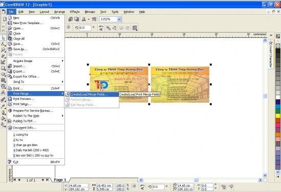 Thiết kế file in thẻ nhựa PVC 4 lớp