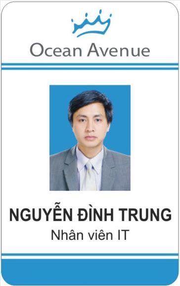 Xưởng in thẻ nhựa nhân viên quận 12 HCM