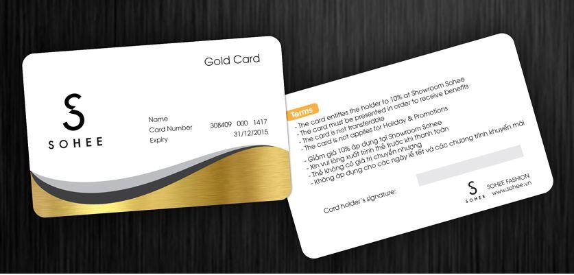 Công ty in thẻ nhựa VIP giá rẻ HCM