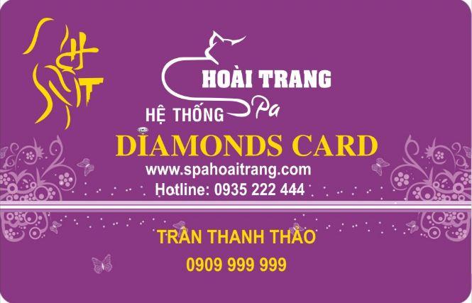 Đặt in thẻ nhựa VIP HCM