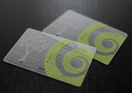 Giá in name card nhựa như thế nào