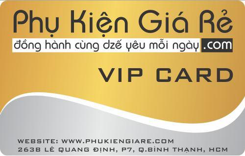 Giá in thẻ VIP nhựa PVC 4 lớp