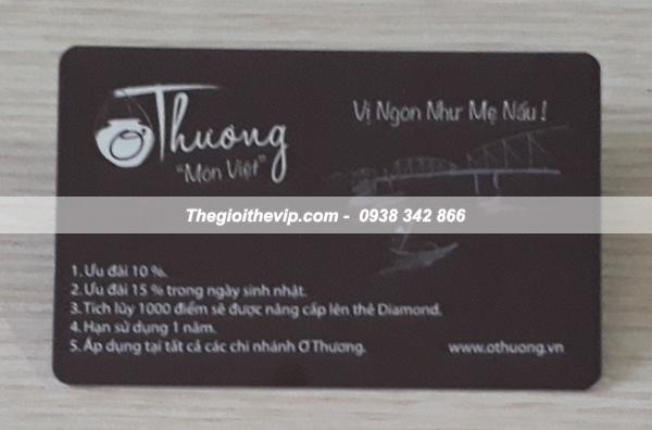 Địa chỉ in thẻ nhựa uy tín Sài Gòn