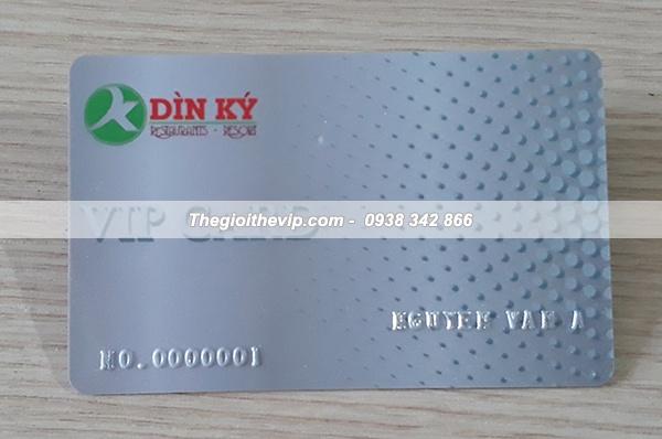 5 lý do nên In thẻ nhựa giá rẻ tại Thegioithevip.com